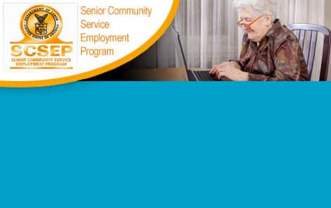 Senior Community Service Employment Program