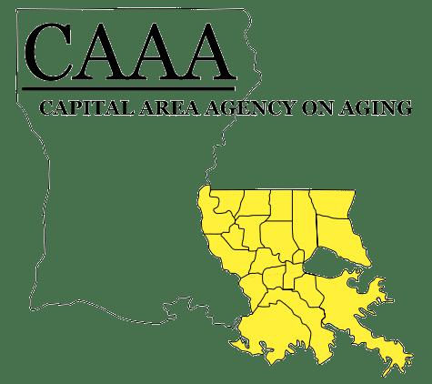 CAAA Service Area by Parish