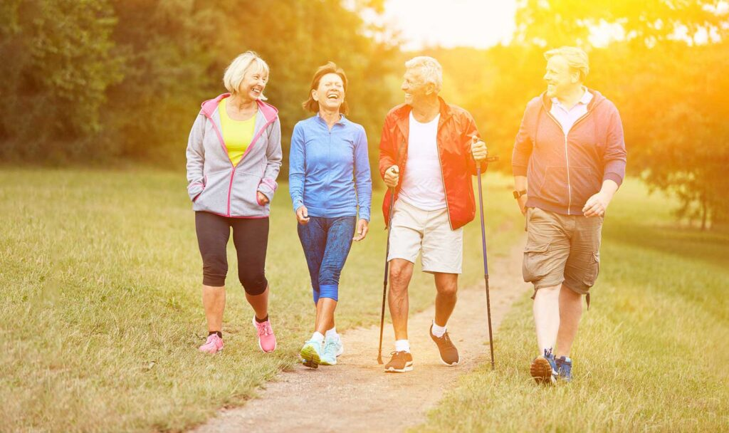 Walk With Ease Program